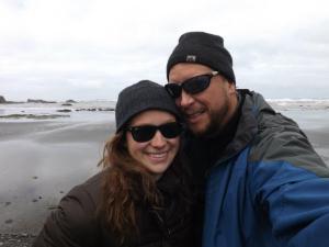 Ruby Beach... Oregon 2012