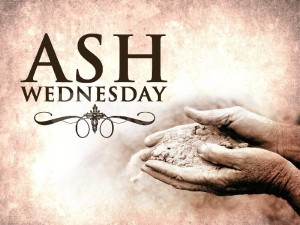 Ash Wednesday pic