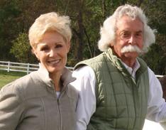 Dr. Don and Linda.