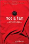not a fan - book pic