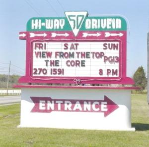 Hi-way 50 Drive In - Lewisburg TN