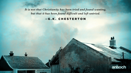 Chesterton-Quote