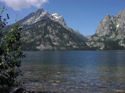 Jenny Lake - Grand Teton NP