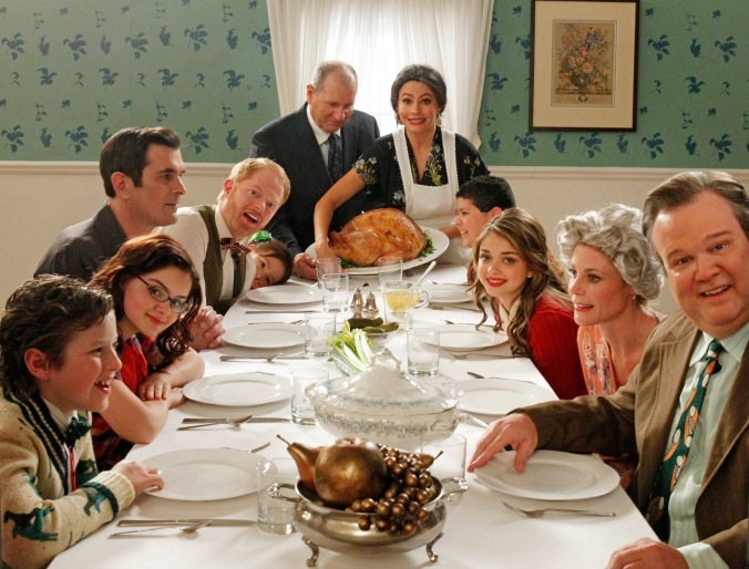 family-thanksgiving-drama-modern-family